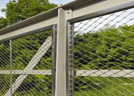 Stainless Steel 5mm Balustrade Wire Mesh Safety Netting
